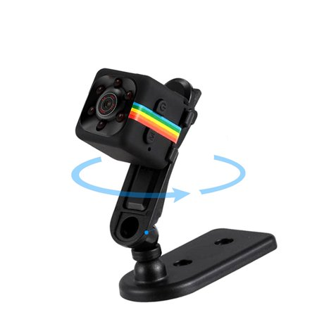 Super Mini SQ11 IR Night Vision Camera 1080P HD DVR Sports Car Video Recorder