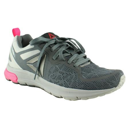 62dc0debffc3 Reebok - Reebok Womens One Distance 2.0 Avon Gray Running Shoes Size 6.5  New - Walmart.com