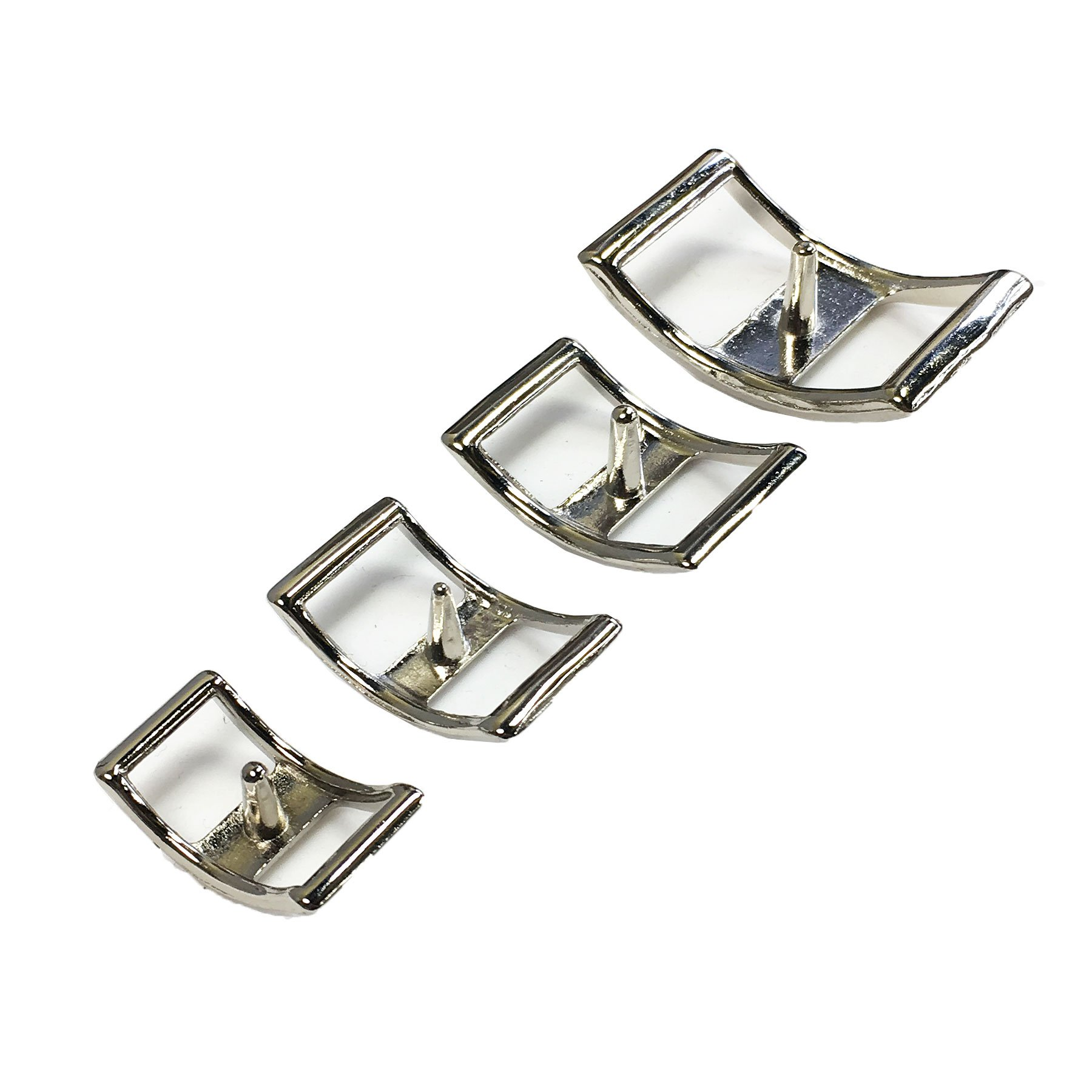 Conway Buckle Nickel Plated - image 3 of 3