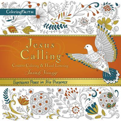 Jesus Calling Adult Coloring Book: Creative Coloring and Hand