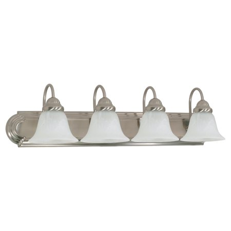 Nuvo 60 Ballerina 4 Light Bathroom Vanity Light