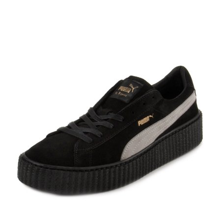 puma sale shoes, 362178 01 puma suede creepers fenty black
