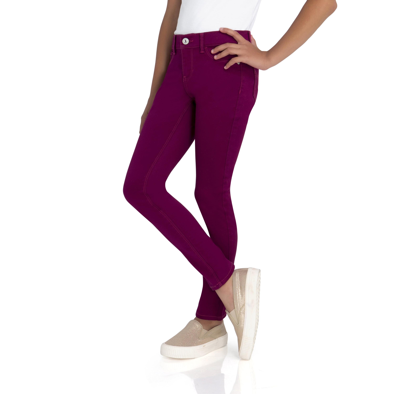 Generic Jordache Girls' Pull On Colored Legging