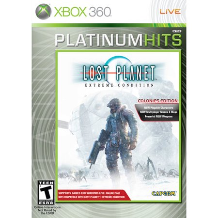 Lost Planet: Extreme Condition-Colonies Edition (Xbox 360)