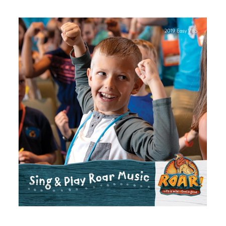 Group's Easy Vbs 2019: Sing & Play Roar Music CD - Group Vbs 2017
