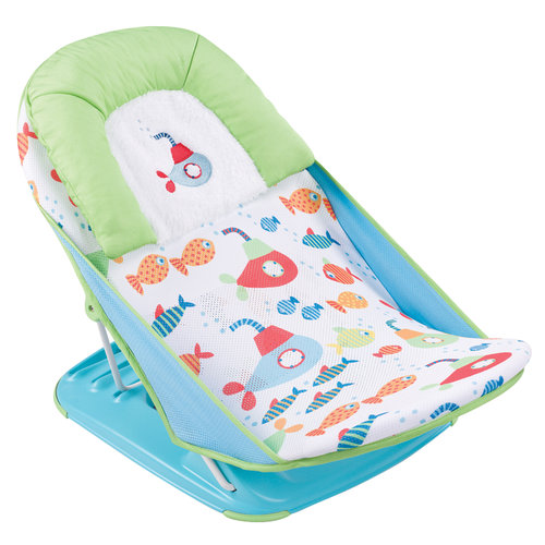 Summer Infant - Deluxe Baby Bather, Blue