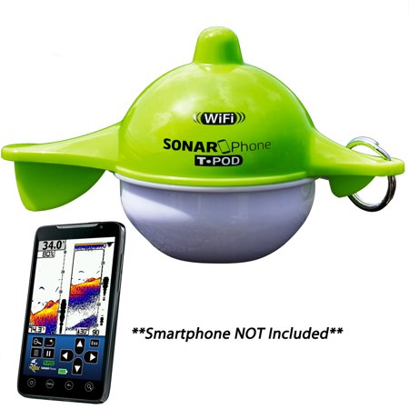 Vexilar T-Pod SmartPhone Fish Finder, SP100