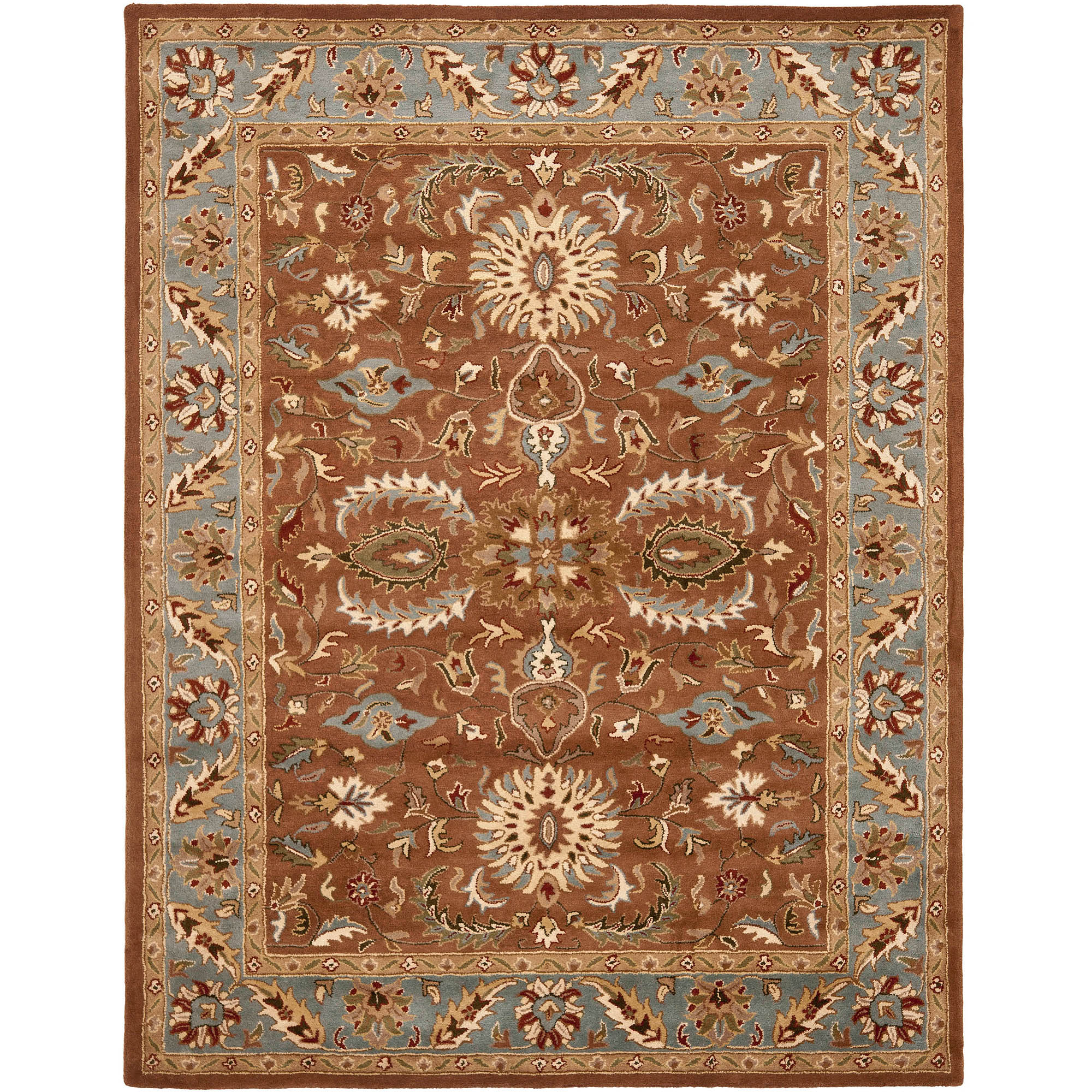 Safavieh Heritage Hand Tufted Wool Area Rug