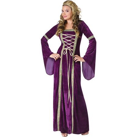 Renaissance Woman Halloween Costume (Renaissance Lady Adult Halloween)