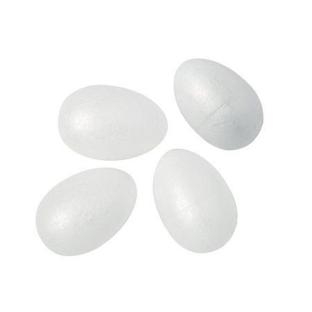 IN-13826345 DIY Foam Eggs By Fun Express - Foam Eggs