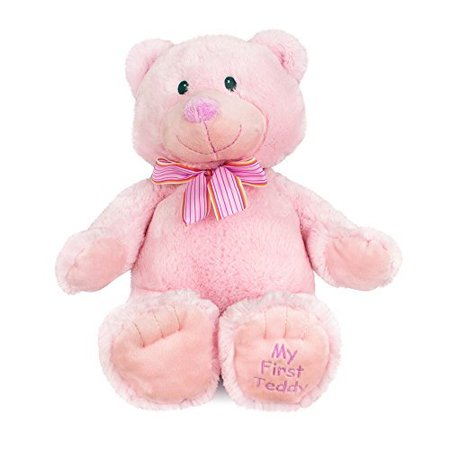Russ My First Teddy Bear - Large, 22