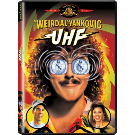 UHF by MGM (Video & DVD) [DVD] Brand New!!