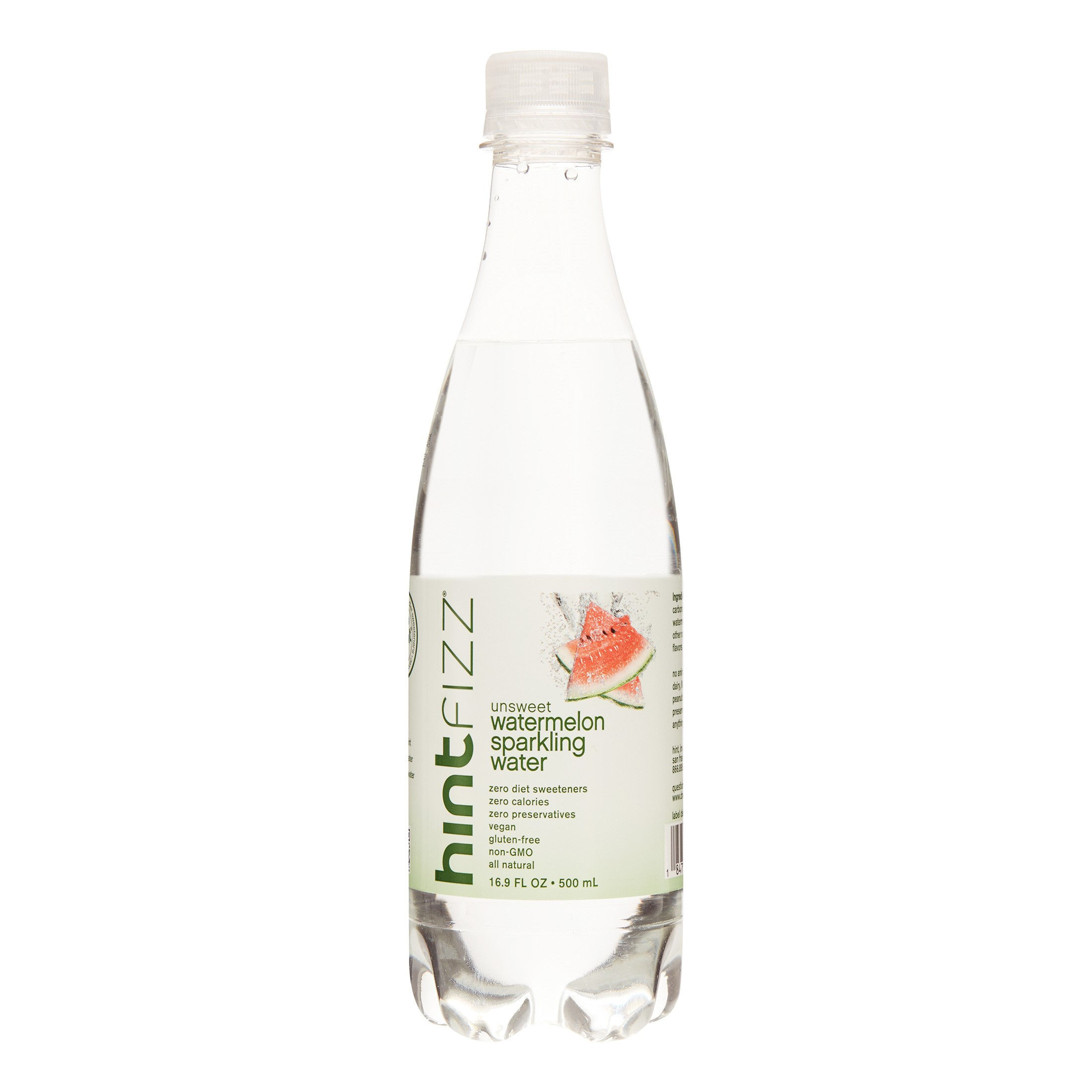 Hint Fizz Sparkling Water, Watermelon, 16 Fl Oz by Hint