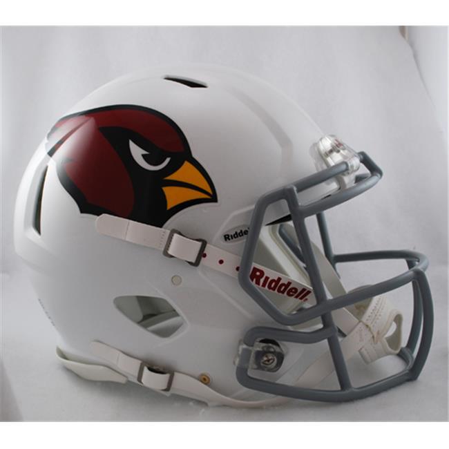 Creative Sports Enterprises RDRSA-CARDINALS Arizona Cardinals Riddell Speed Revolution Full Size Authentic Proline