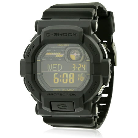 Casio G-Shock Vibration Alarm Mens Watch GD350-1B ()