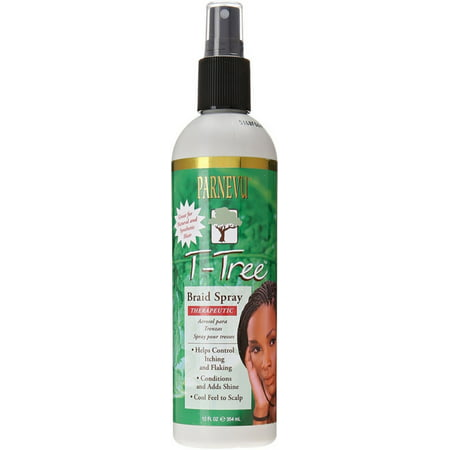 Parnevu T-Tree Braid Spray 12 oz - 1 Goddess Braid