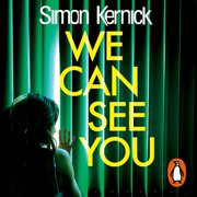 We Can See You - Audiobook