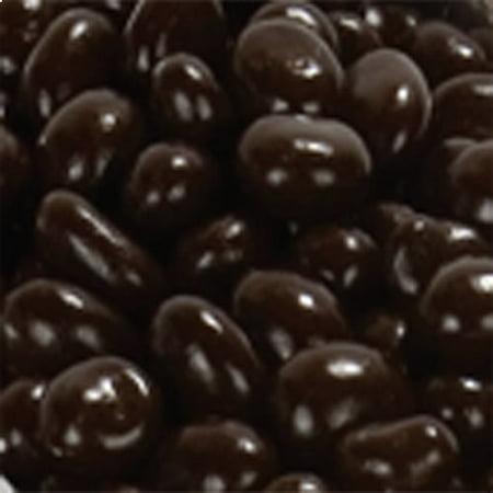 Dark Chocolate Covered Espresso Beans, 2 Pound