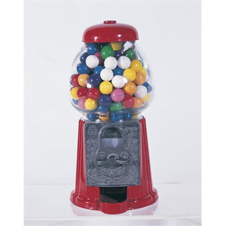 American Gumball Machine AGM9 Red 9 in. old fashion gumball - Gumballs For Sale