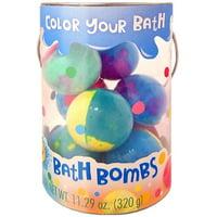2 Pack - Crayola Color Your Bath Bucket Bath Bomb, 11.29 oz