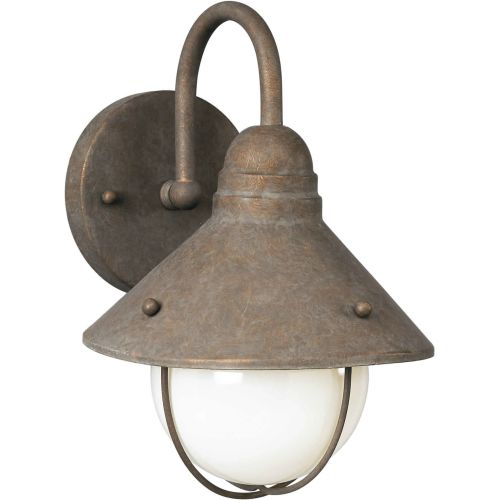 Forte Lighting 1041-01 Outdoor Wall Sconce from the Exterior Lighting Collection