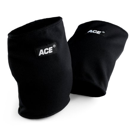 ACE Knee Pads, Black, One Size Fits Most ()