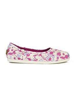 639a65aa44 Product Image Joy   Mario Women s Shoes Flower Ballet Slip Espadrille Flat  Pink