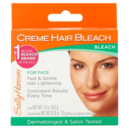 Sally Hansen Creme Hair Bleach (Hair Removal Bleach)