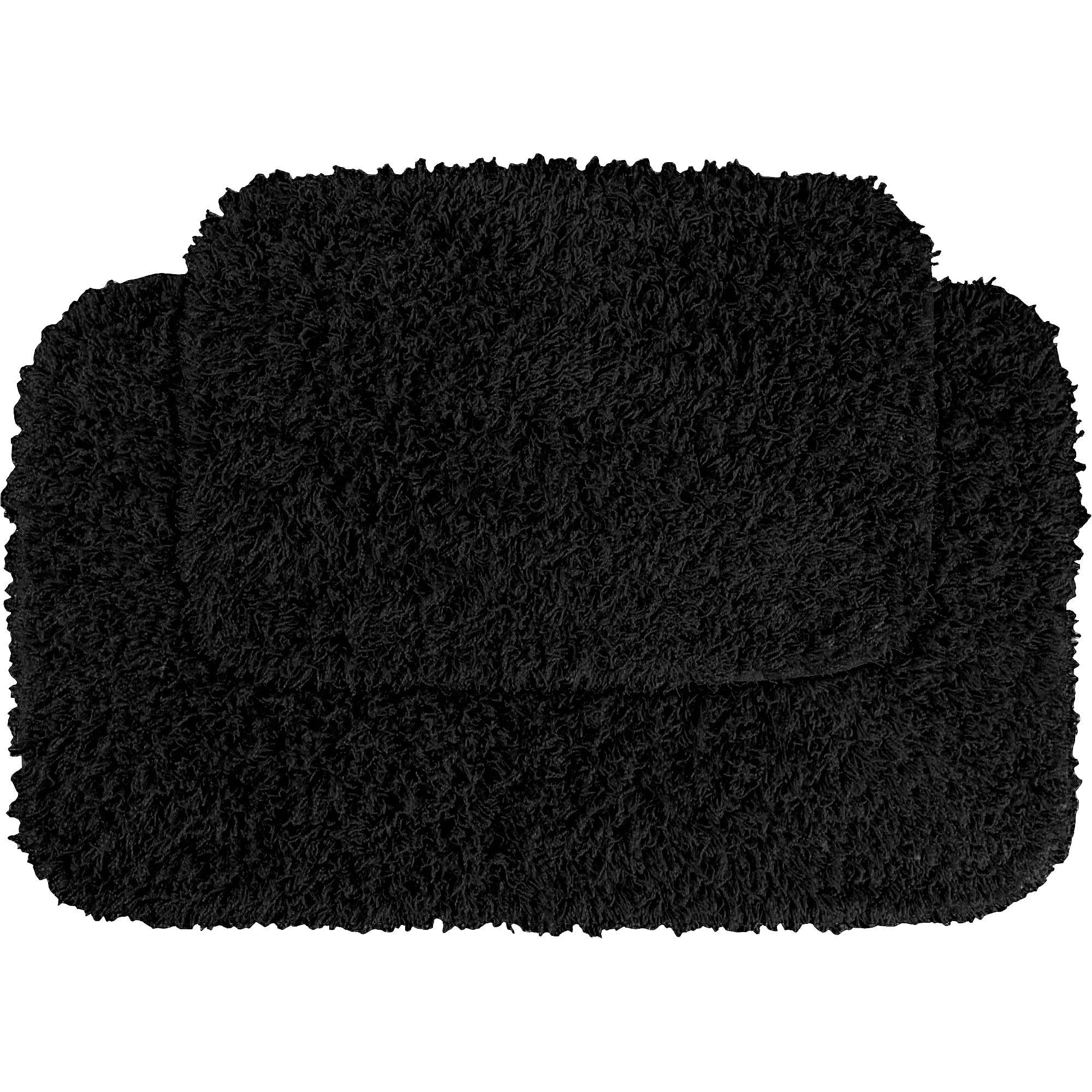 Bathroom shag rug