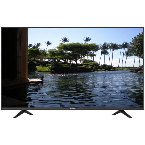 "Refurbished Sharp 43"" Class 4K (2160P) Smart LED TV (LC43N6100U)"