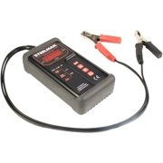 STEELMAN 97283 Black Digital Battery Charger/Starter/Analyzer