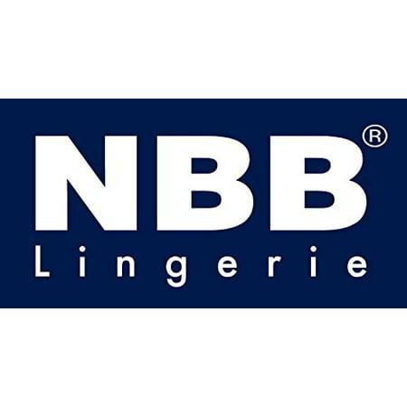 4d2239344caef NBB Lingerie - NBB Women Sexy Lace 4pcs Lingerie Set Bra Garter Belt Thong  Panty Black Stocking (32-B Cup) - Walmart.com