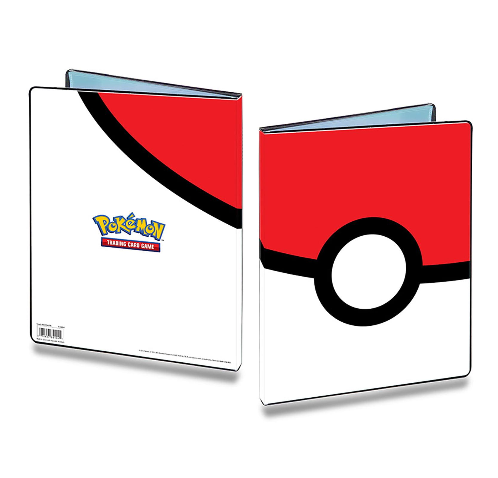 Ultra Pro 9-Pocket Pokémon Portfolio: Poke Ball