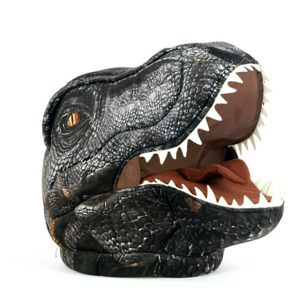 Maskimals Oversized Plush Halloween Mask - Jurassic World - Indoraptor - Pumpkin Mask Printable Halloween