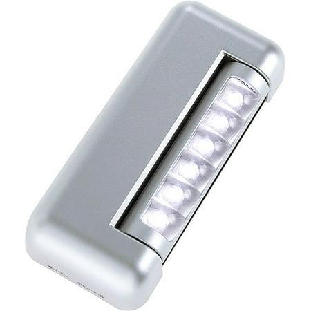 Fulcrum Light It 6 LED Under Cabinet Light - Curio Cabinet LED Lights