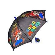 Umbrella - Nintendo - Super Mario - Mario Running Black Kids/Boys New 389410