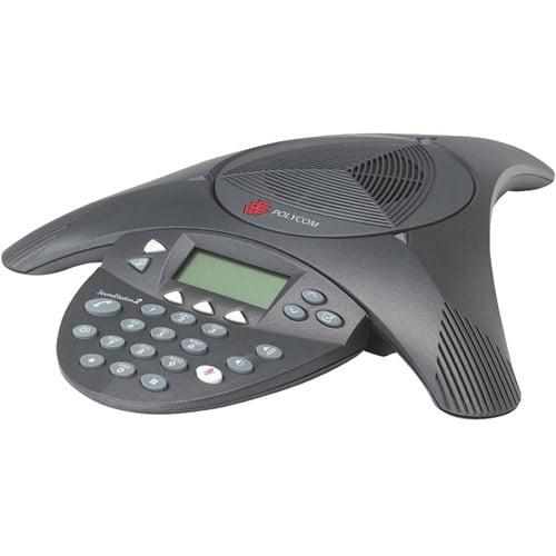 Polycom SoundStation2W DECT 6.0 Wireless Phone System