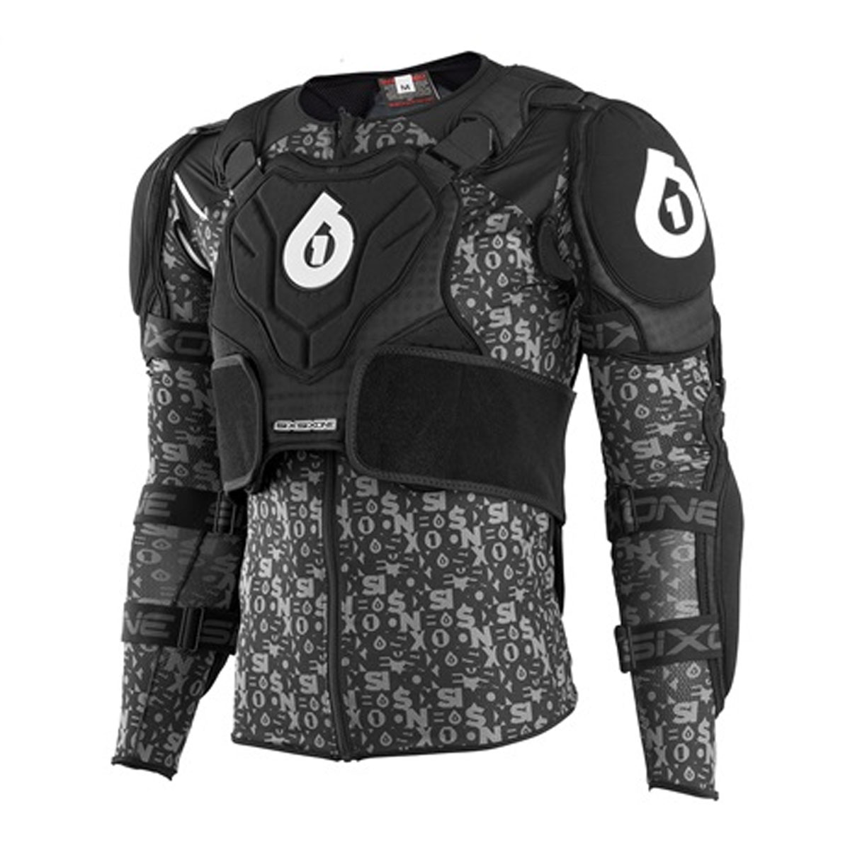 SixSixOne 2015 Men's EVO Pressure Suite BMX/Moto Body Armour - 6988