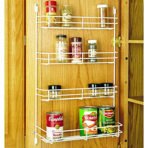Rev-A-Shelf  565-14-52  Spice Racks  565  Upper Cabinet Organizers  ;White