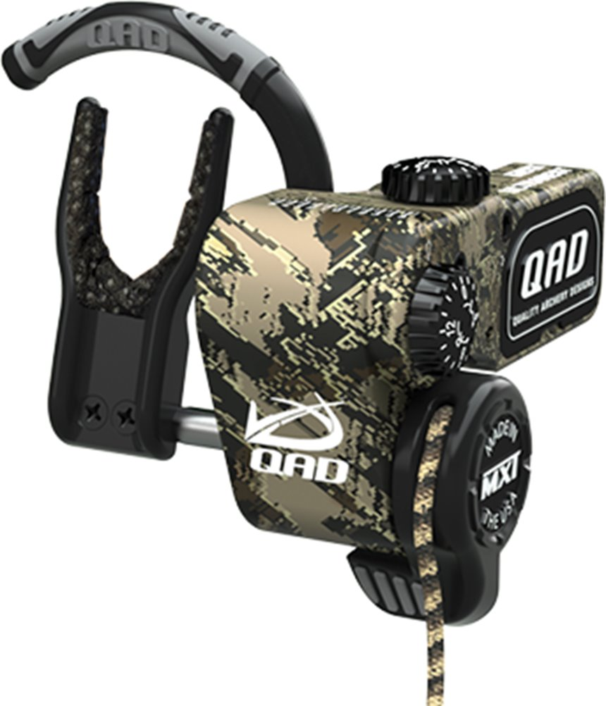 Qad Ultra Rest Mxt Optifade Open Country Camo Right Hand by QAD INC