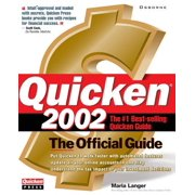 Quicken 2002 : The Official Uide