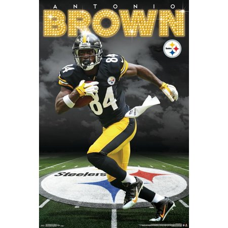 Pittsburgh Steelers - Antonio - Steelers Decor