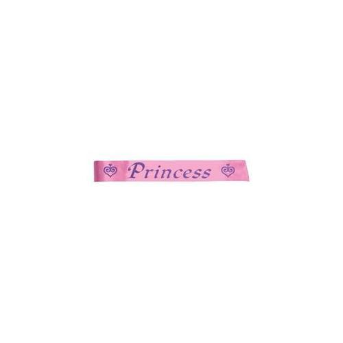 Beistle Company 148495 Princess Satin Sash