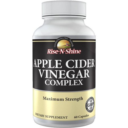 Rise-n-Shine Apple Cider Vinegar Complex Dietary