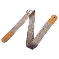 Faux Leather End Adjustable Ukulele Strap Belt