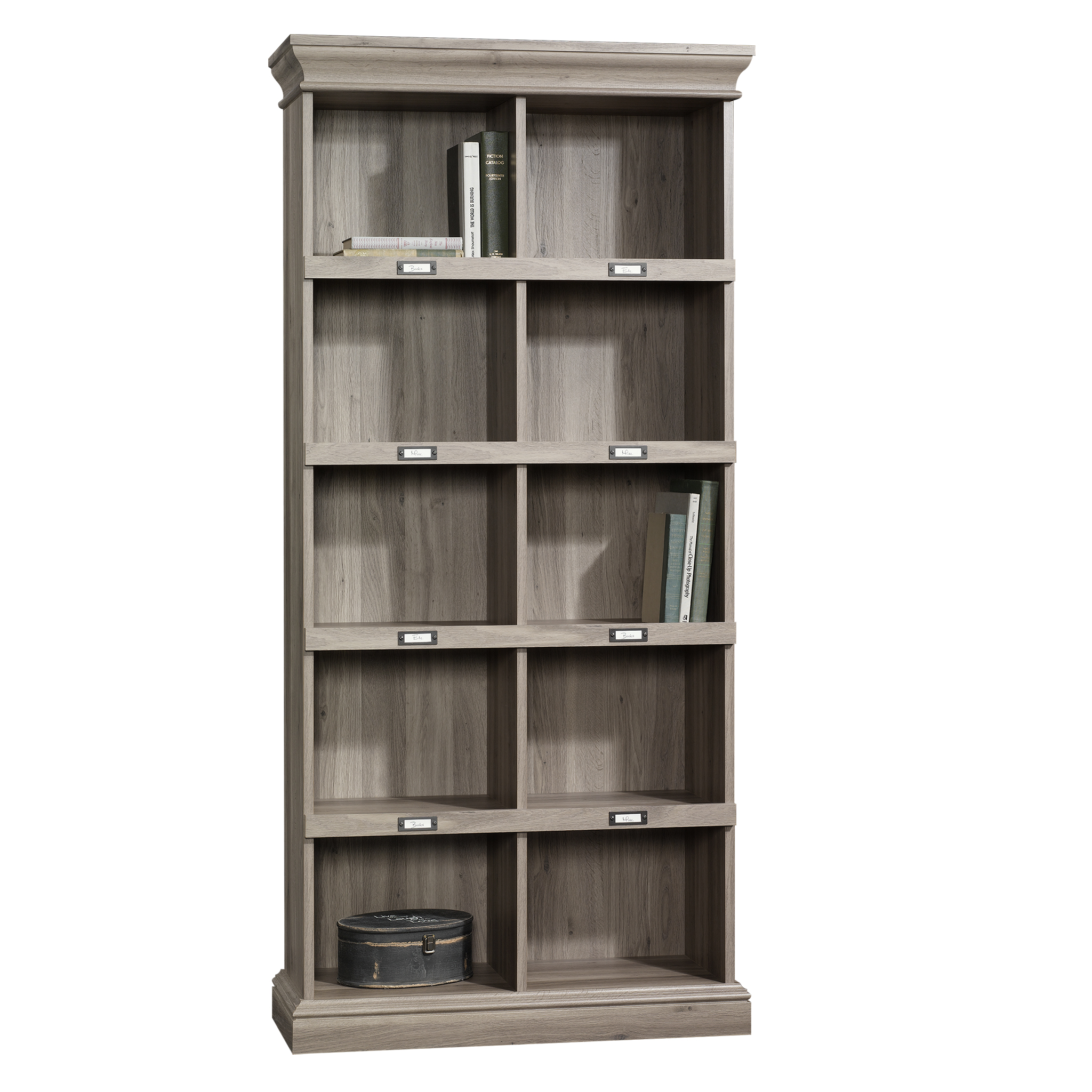 Sauder Barrister Lane Tall Bookcase, Multiple Finishes