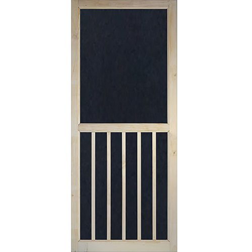 Kimberly Bay 5 Panel Wood Exterior Door
