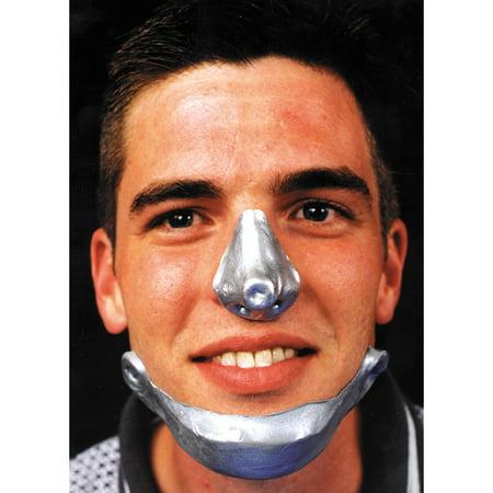 Morris Costumes Tin Man Chin Halloween Accessory