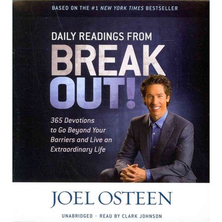 Daily Readings From Break Out   365 Devotions To Go Beyond Your Barriers And Live An Extraordinary Life