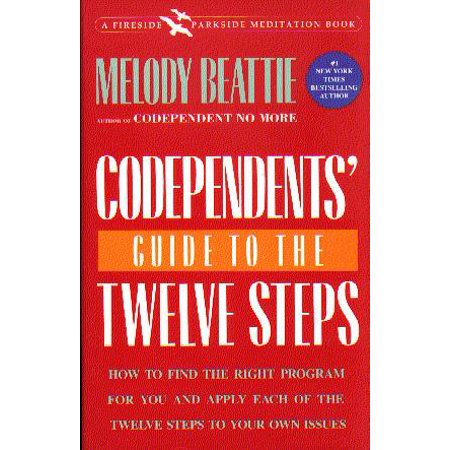 Codependents' Guide to the Twelve Steps (Na Step Working Guide)